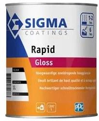 Sigma Rapid Gloss - Mengkleur - 1 l