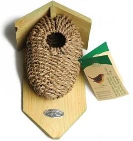 Nestbuidel voor kleine vogels