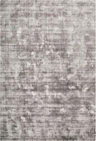 Bakero | Vloerkleed Ilha Hoogpolig lengte 160 cm x breedte 230 cm x hoogte 1,3 cm grijs vloerkleden viscose, katoen vloerkleden | NADUVI outlet