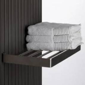Jaga Tetra handdoekrek voor radiator geborsteld RVS 500mm 904204497011