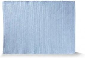 Placemat Rib Blauw 2 Stuks