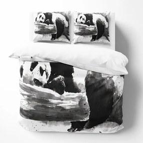 DLC Sleepy Panda 1-persoons (140 x 220 cm + 1 kussensloop)