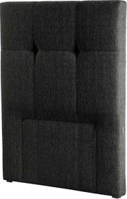 Ted Lapidus Maison | Hoofdbord Pyriet 140 x 200 cm zwart hoofdborden massief beuken- en dennenhout, bed & bad bedden & matrassen | NADUVI outlet