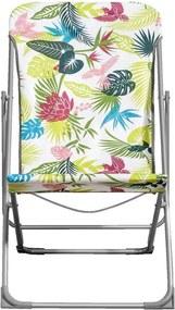 Strandstoel Costa Rica - multikleur - Leen Bakker