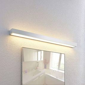 Layan LED badkamer wandlamp, chroom, 90 cm - lampen-24