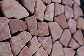 Mozaiek Riverstones red