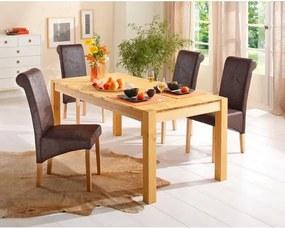 HOME AFFAIRE stoel »Rito«, Microgaren in antiek-bruin (set van 2, set van 4 of set van 6)