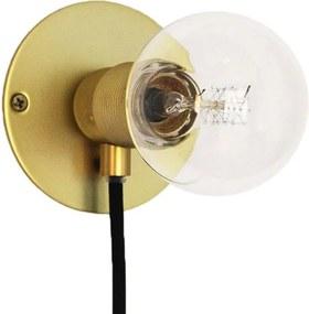 Frama E27 wandlamp messing
