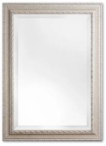 Barok Spiegel 107x137 cm Zilver - Dakota