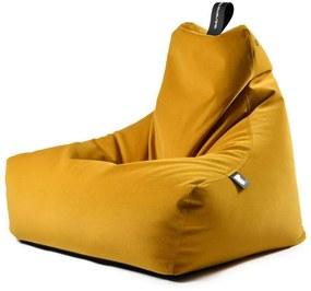 Extreme Lounging B-Bag Mighty-B Indoor Zitzak Suede - Mustard