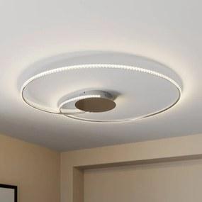 Joline LED plafondlamp, kristal, 90 cm - lampen-24