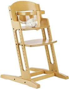 High Chair Kinderstoel - Naturel - Kinderstoelen