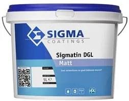 Sigma Sigmatin DGL Matt - Mengkleur - 5 l