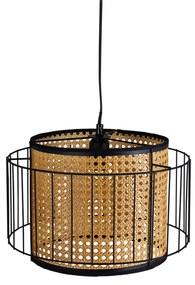 Hanglamp webbing - ⌀33x22 cm