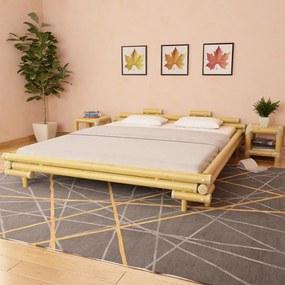 Bedframe bamboe 180x200 cm