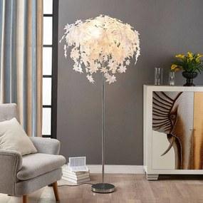 Maple - vloerlamp met bladmotief - lampen-24