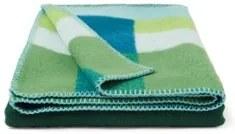 Røros Tweed Mikkel plaid van wol 135 x 200 cm