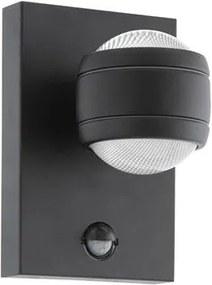 Sesimba 1 LED Wandlamp met sensor
