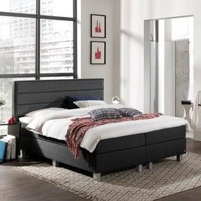 DreamHouse Bedding Boxspringset Volare - Comfort 140 x 200 cm, Montage: Excl. Montage