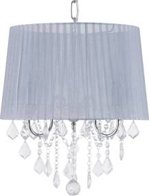Hanglamp lichtgrijs EVANS