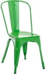 Bezoekersstoel - BENEDIKT - groen