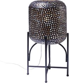 Kare Design Oasis Robuuste Metalen Vloerlamp