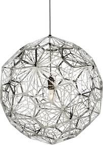 Tom Dixon Etch Web hanglamp staal