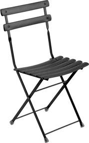 Emu Arc En Ciel Folding Chair tuinstoel black set van 2