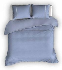Romanette Duchesse - Verwarmend Flanel - Blauw Lits-jumeaux XL (270 x 200/220 cm + 2 kussenslopen) Dekbedovertrek