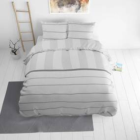 Sleeptime Elegance Amira - Wit 1-persoons (140 x 220 cm + 1 kussensloop) Dekbedovertrek