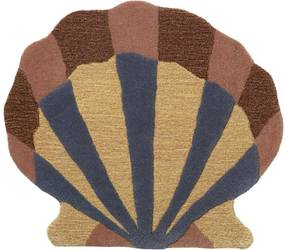 Ferm Living Shell Tufted wanddecoratie