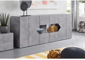 Tecnos dressoir »ROMBO«, breedte 220 cm