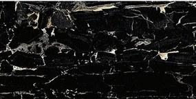 Vtwonen classic wandtegel 15x30 cm portoro black mat zwart 1537979