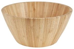 Saladeschaal bamboe - ⌀26 cm