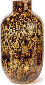 &Klevering Leopard Speckle vaas 34,5 cm
