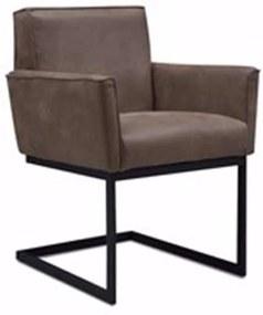 Eetkamerstoel Leder of Stof Brest Chair