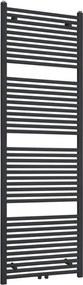 Best Design Zwart Zero radiator recht model 1800x600mm 4008790