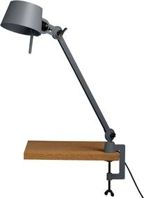 Tonone Bolt 1 Arm Bureaulamp Met Tafelklem Midnight Grey