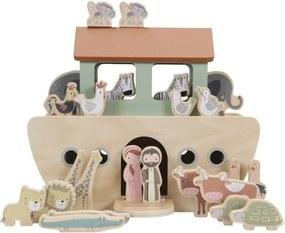 Ark van Noach - Houten speelgoed