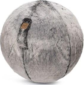 Sitting Ball Zitbal Zobel 65 cm - Grijs