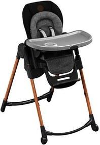 Maxi-Cosi Minla High Chair Kinderstoel - Essential Graphite - Kinderstoelen