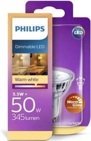 Philips Led lamp GU10 5.5W Dimbaar