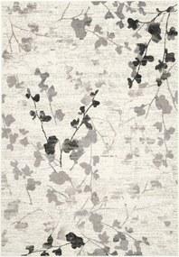 Safavieh | Vloerkleed Charlotte 154 x 230 cm crème, donker grijs vloerkleden polypropyleen vloerkleden & woontextiel vloerkleden | NADUVI outlet