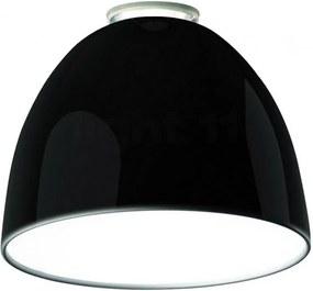 Artemide Nur mini gloss plafondlamp zwart
