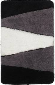 Badmat Alpes zwart 60x90cm