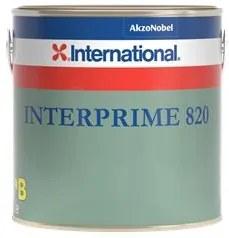 International Interprime 820 - Verharder (Component B) - 1,25 l