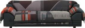 Vitra Vlinder sofa donker rood