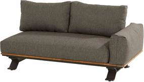 4 Seasons Outdoor Divine platform Left or Right with 4 cushions