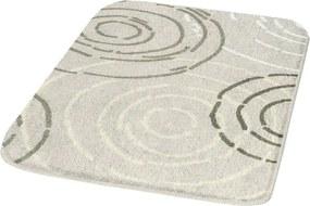 Splash badmat 50x60x2 cm, zijde beige