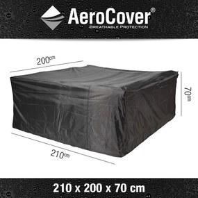 Platinum AeroCover loungeset beschermhoes 210x200xH70 cm antraciet